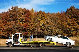 Bel Air MD flat bed towing